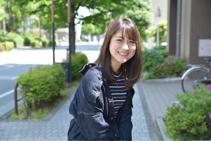 PuiS所属・坂元彩花のスタイル