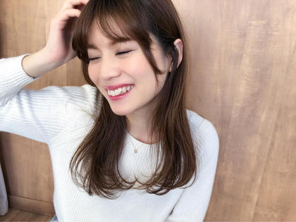 ⭐️1日2人限定⭐️似合わせカット +集中補修リートメント