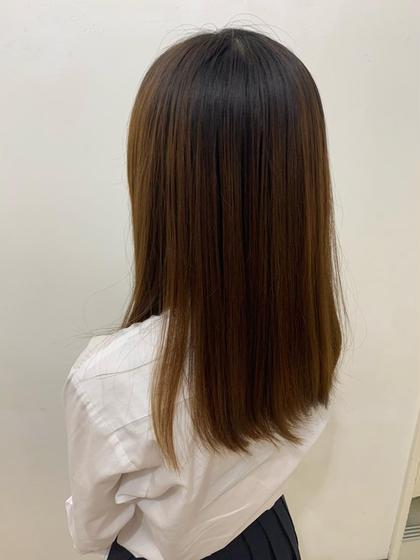 【毛量調整✂️】🍀長さはあまり変えず毛量減らす、軽くしたい方💇🏼♀️「前髪cut・毛先整え」OK❗