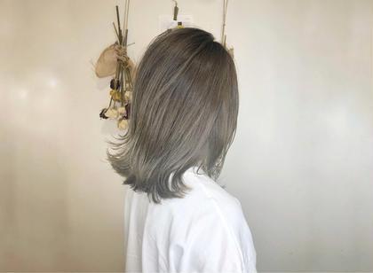 【人気No. 1】カット&イルミナカラーダメージ物質除去で手触りも見た目もサラツヤ髪に❤️ずっと触っていたくなる髪へ✨