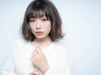 【5月限定】『学生応援◎似合わせカット◎』+『潤ツヤAujuaトリートメント』