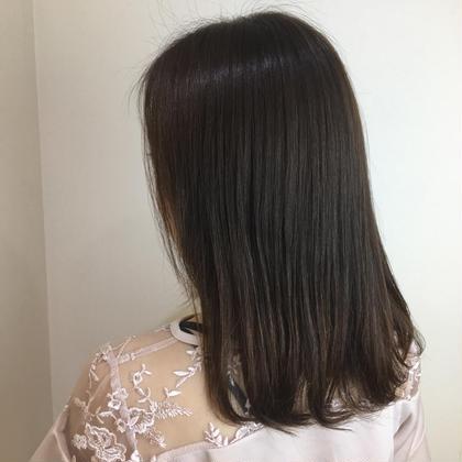 髪が生き返る💗フローディアシステムトリートメント