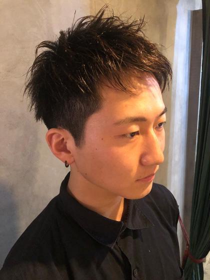 【春キャン学割U24メンズ限定】🍃カット+頭皮スパシャンプー🍃