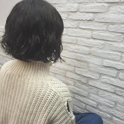 ぐりんぐりん♡外国人風透明感オリーブカラー Le cherien所属・猿田ひかるのスタイル