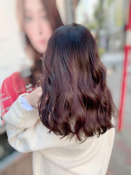 【韓国っぽ🇰🇷】艶感イルミナフルカラー+AsiaTR【ホームケア付】(minimo限定50%offクーポン)