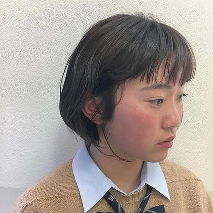 似合わせカット(シャンプー込)
