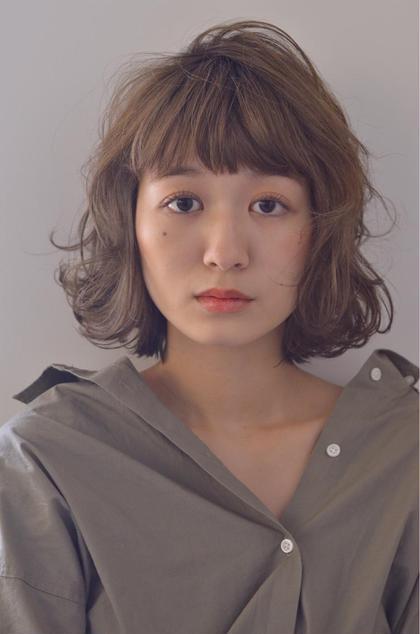ボブ CERISIER7所属・OkadaMinamiのスタイル