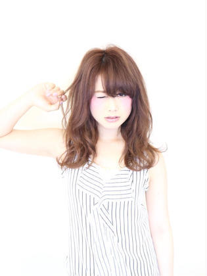 matiz hair design 蘇我店所属・柏木健吾のスタイル