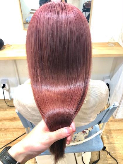 話題の髪質改善付!メンテナンスカットORうる艶カラー+最上級髪質改善『ULTOWA』トリートメント💖