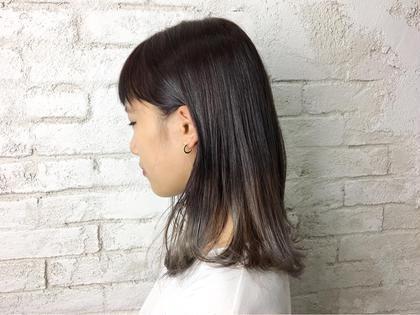 クリアグレー(^^) prizeiris所属・二村厳輝のスタイル