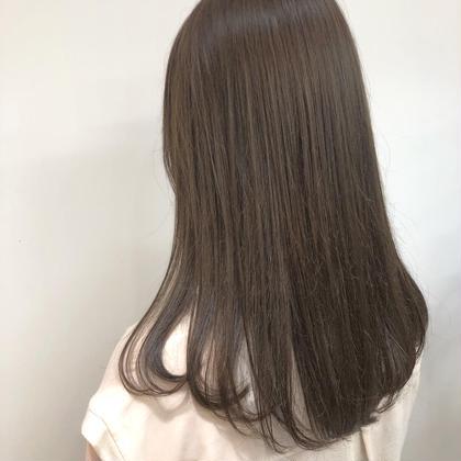 🌿 人気No.3 🌿くせ毛さんにオススメ❤︎ 髪質改善縮毛矯正+トリートメント