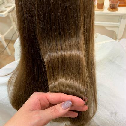 『髪質改善スペシャルトリートメント』