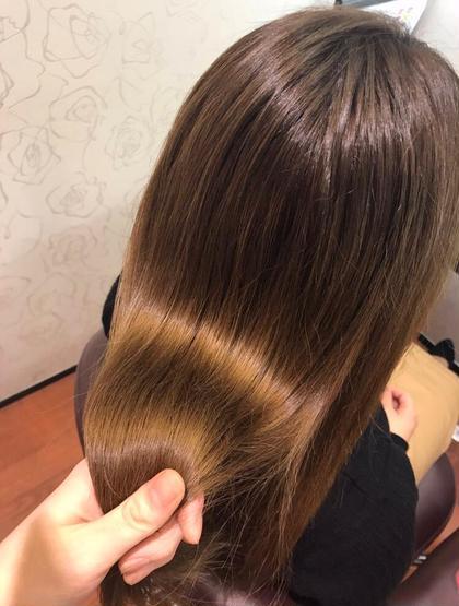 hair&makeEarth所属・木下春菜のスタイル