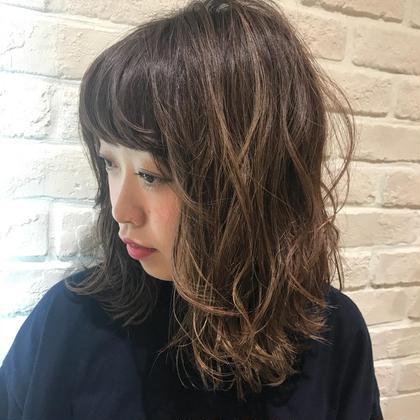 🌿今のトレンド🌿ゆるふわカット、デジタルパーマor クリープパーマ、髪質改善トリートメント❣️