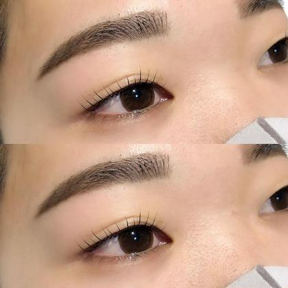 【まつげパーマ+眉毛スタイリング✨】