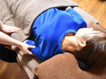 首肩コリ/腰痛/目の疲れ/むくみ/冷え性に~カラダバランス整体 全身75分