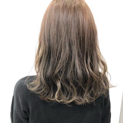loa.吉祥寺所属の紫藤優のヘアカタログ