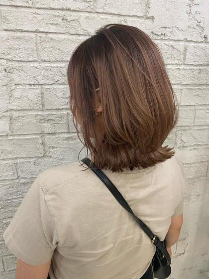 ✂︎💖ボブ・ショートヘアカット+トリートメント💖✂︎【シャンプー・ブロー込み】 20時半〜