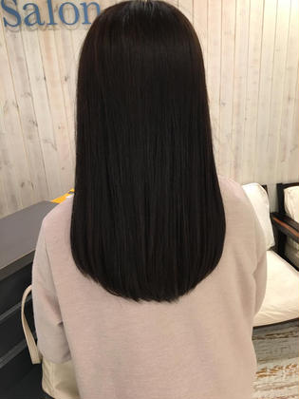 organic hair salon byEQ所属・岡田憲紀のスタイル