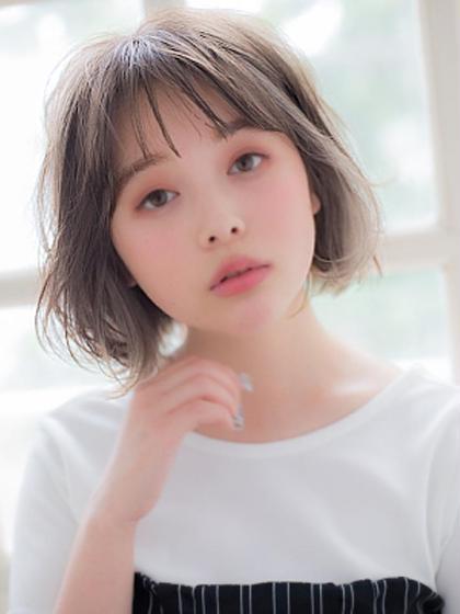 【平日限定】贅沢SSVRシルクトリートメント+デザインカット+アロマシャンプー¥4300