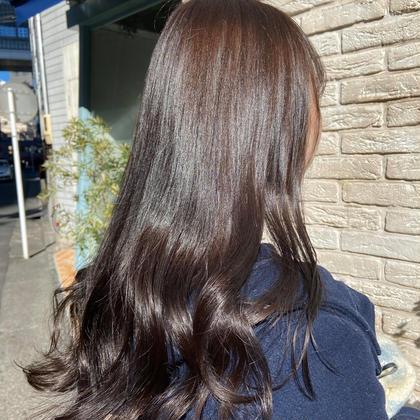 🥨カラー+髪質改善トリートメント🥨