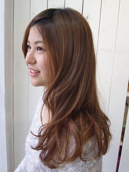 第5弾!!ロレアルオイルカラー!つややかな色が人気!オイルパワーが髪と相性良しです