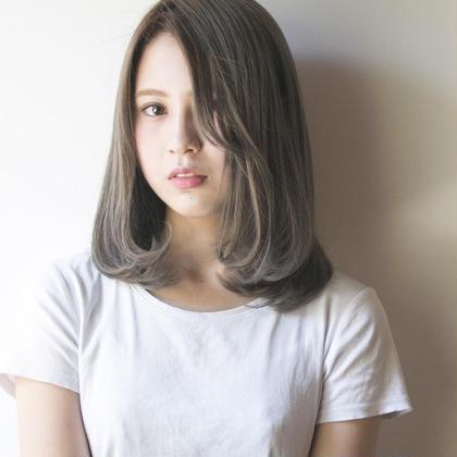 【NEW!】新感覚トリートメント+カラー+カット