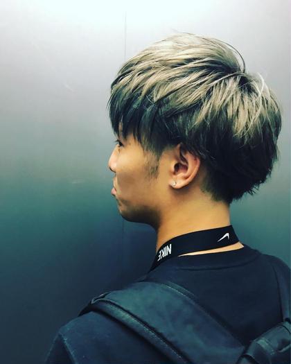 hairLoranyokohama所属・高橋祐翔のスタイル