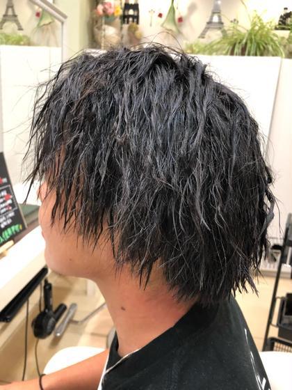 ash都筑ふれあいの丘店所属の沼上天輝のヘアカタログ