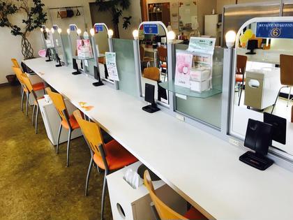 メイク台も多く揃ってます 毎日スタッフが清潔に掃除をしてます  化粧品もスタジオにくれば値段関係なく 使い放題!! 是非お近くのスタジオに来て下さい!!  Dei'm所属・奥川秀香のフォト