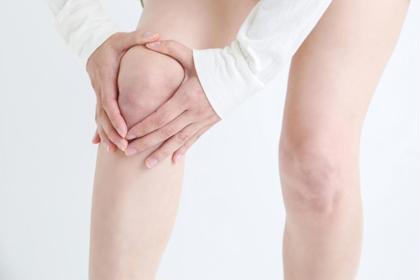 クレイセラピーで膝ケア