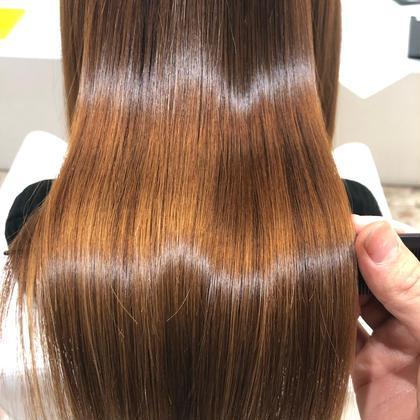 ⬜️5/6〜13限定⬜️髪質改善トリートメント+カラー 8800(税込)