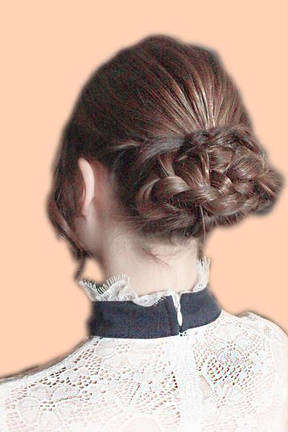 結婚やイベントでヘアアレンジスタイルを作るのに前髪にこだわりたい人は、ヘアアレンジ&前髪カットができます。 SAYA LABO所属・KENICHIFUTAGAMIのスタイル