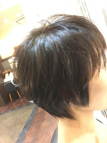 ショートレイヤー Re:chaLuたまプラーザ店所属・柿原壱成のスタイル