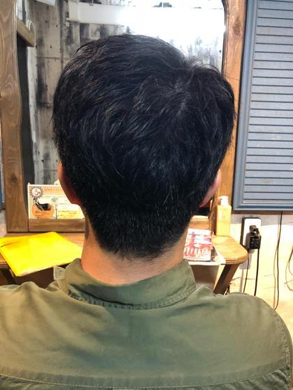 メンズカット hair resort AI所属・黒田杏奈のスタイル