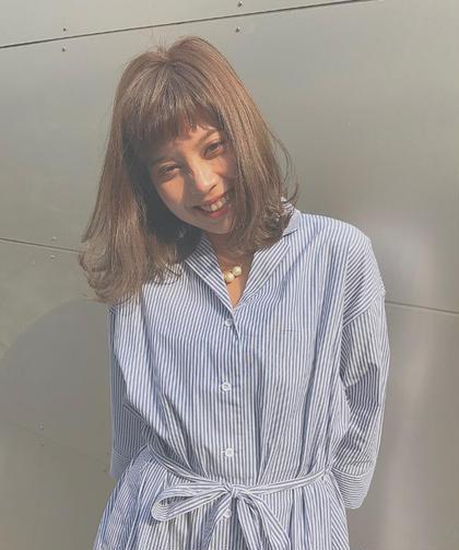 Fix-up GINZA所属・中本幸枝のスタイル