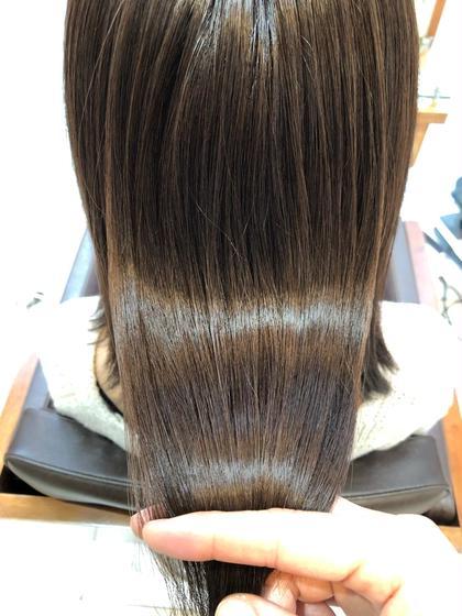 【美髪になれる】髪質改善☆酸熱トリートメント7700円