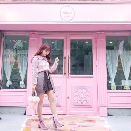 その他 カラー キッズ ネイル パーマ ヘアアレンジ マツエク・マツパ ミディアム メンズ モデルさん多数担当しています💕 @tomomi_0421