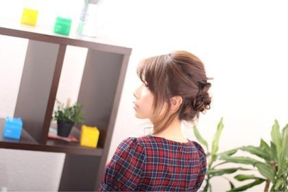 簡単アレンジスタイル、ちょっとしたお出かけ用!!! Voice 天王町店所属・柴田憲秀のスタイル