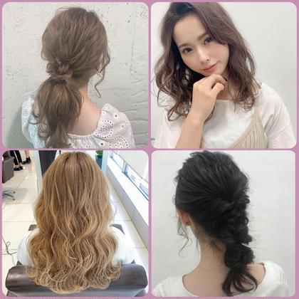 💖人気No.1💖【9月限定】❣️✨透明感たっぷりカラー+美髪トリートメント✨❣️