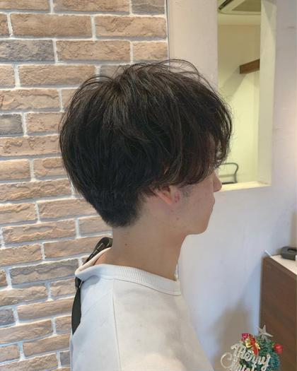 ☆メンズ限定☆カット+パーマ