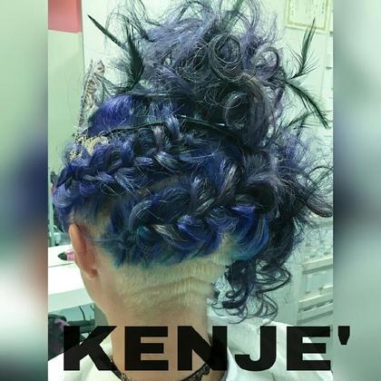 KENJE'江ノ島所属・井哲也のスタイル