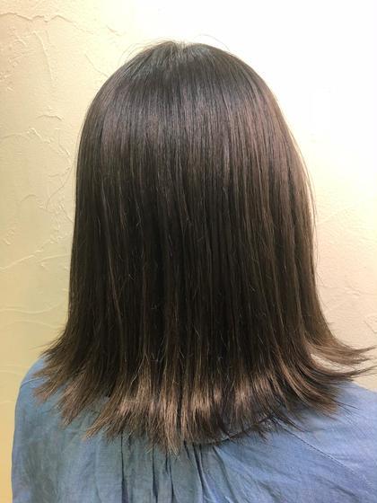 イルミナカラー hairbrand b-arts所属・マネージャー歴12年MARIのスタイル