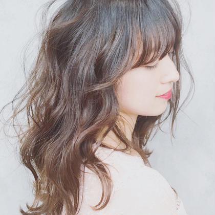 AUBEshinjuku所属のアイカのヘアカタログ