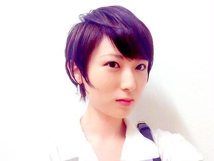 クールショートボブ!夏休みにいかがですか? hair design girl所属・芹澤隆信のスタイル