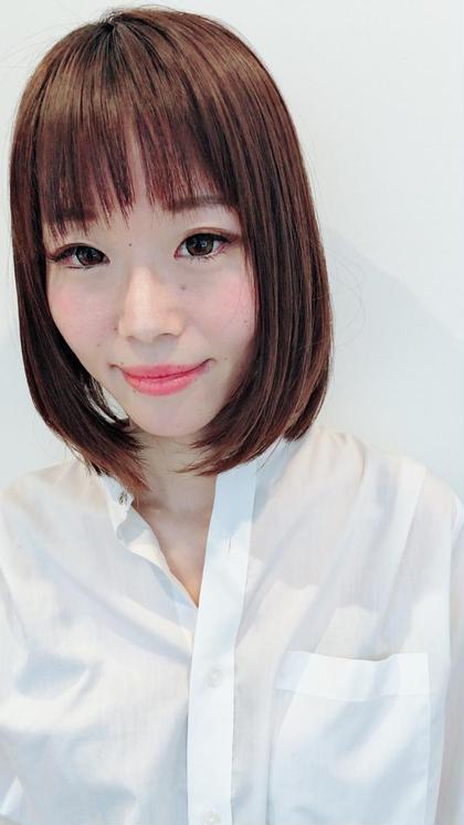 FUKUHARAYUTAのヘアアレンジ