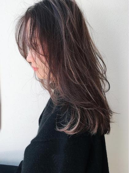 【ロング料金なし】トップスタイリストカット+カラー+髪質改善TOKIOトリートメント +spaシャンプー
