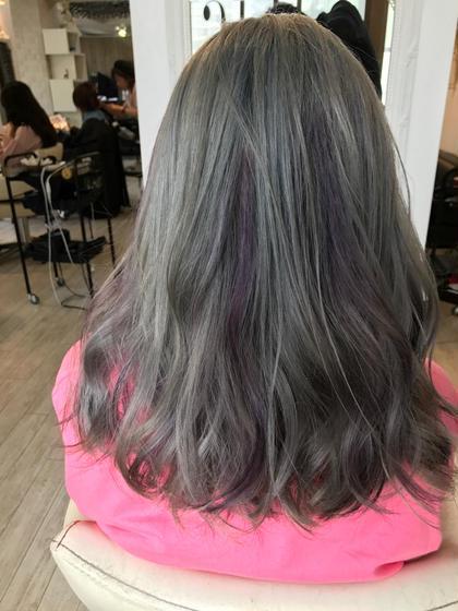 HAIR&MAKEAXIS所属・土屋貴章のスタイル