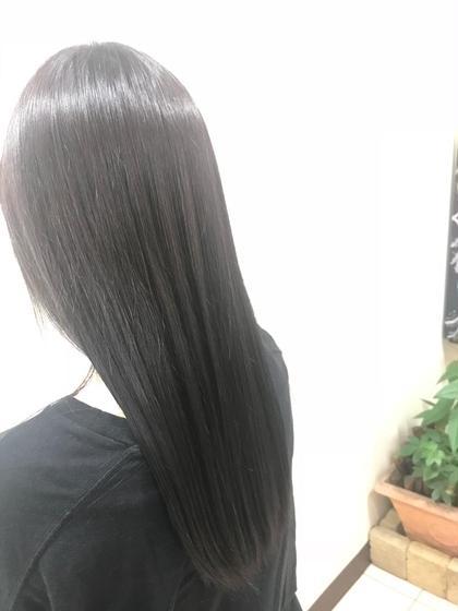 【ミニモ限定】日本初!サラサラボンド縮毛矯正