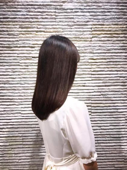 💫カット+髪質改善トリートメント💫